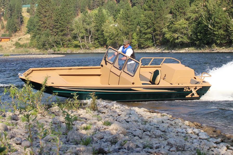 новые водометные лодки